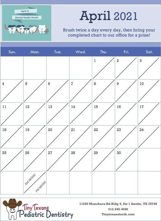 April-2021-Toothbrushing-Chart