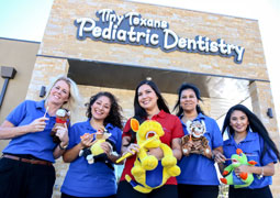 Tiny Texans Pediatric Dentistry | Our Team