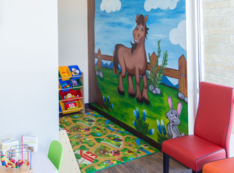 Tiny Texans Pediatric Dentistry | Office Image